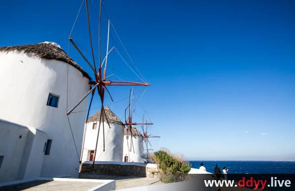 希腊游系列照片---米可若斯岛[41P][清纯唯美]