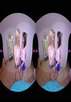 18VRcom POV Threesome With Lola Bambola And Lady Dee [日本VR视频]海报剧照