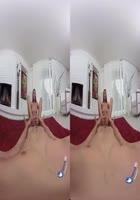 BaDoink VR Hot Foot Job By Sexy Paula Shy VR Porn [日本VR视频]