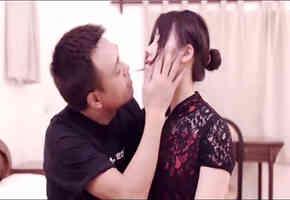中国风系列漂亮气质美女旗袍诱惑海报剧照