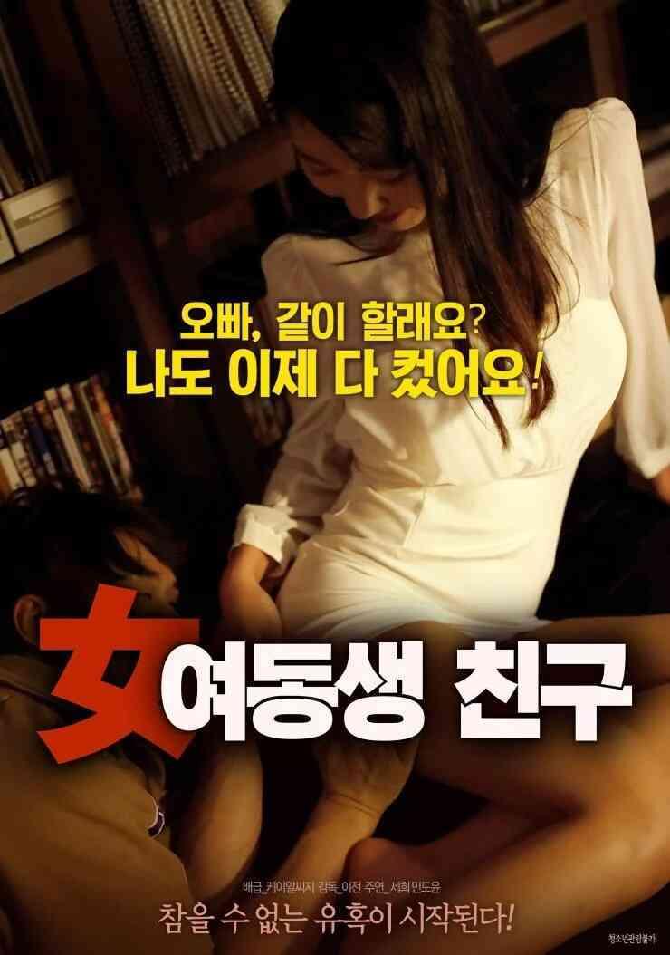 我妹妹的朋友[韩国三级片]海报剧照