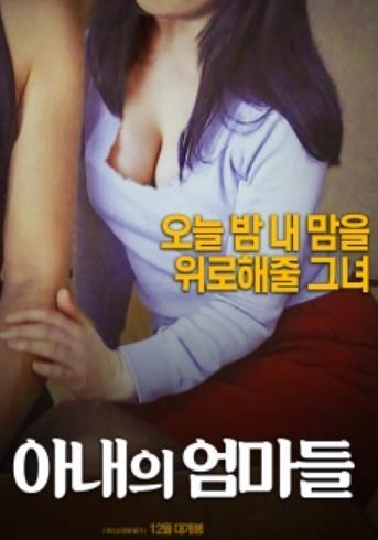 [韩国三级片]妻子的母亲海报剧照