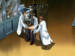 奸狱羞辱实验室 第1集