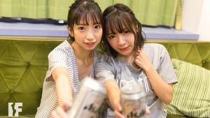 S-Cute if_013_01 如果您与合租屋的朋友有关系?第 1 部分  Mio