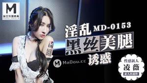 MD0153 麻豆KTV的特殊性服务 3P 淫乱黑丝美腿诱惑 凌薇 麻豆传媒