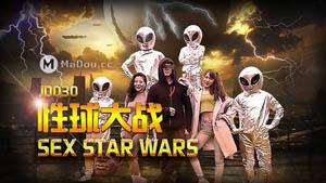 JD030 性球大战 SEX.STAR.WARS 精东影业